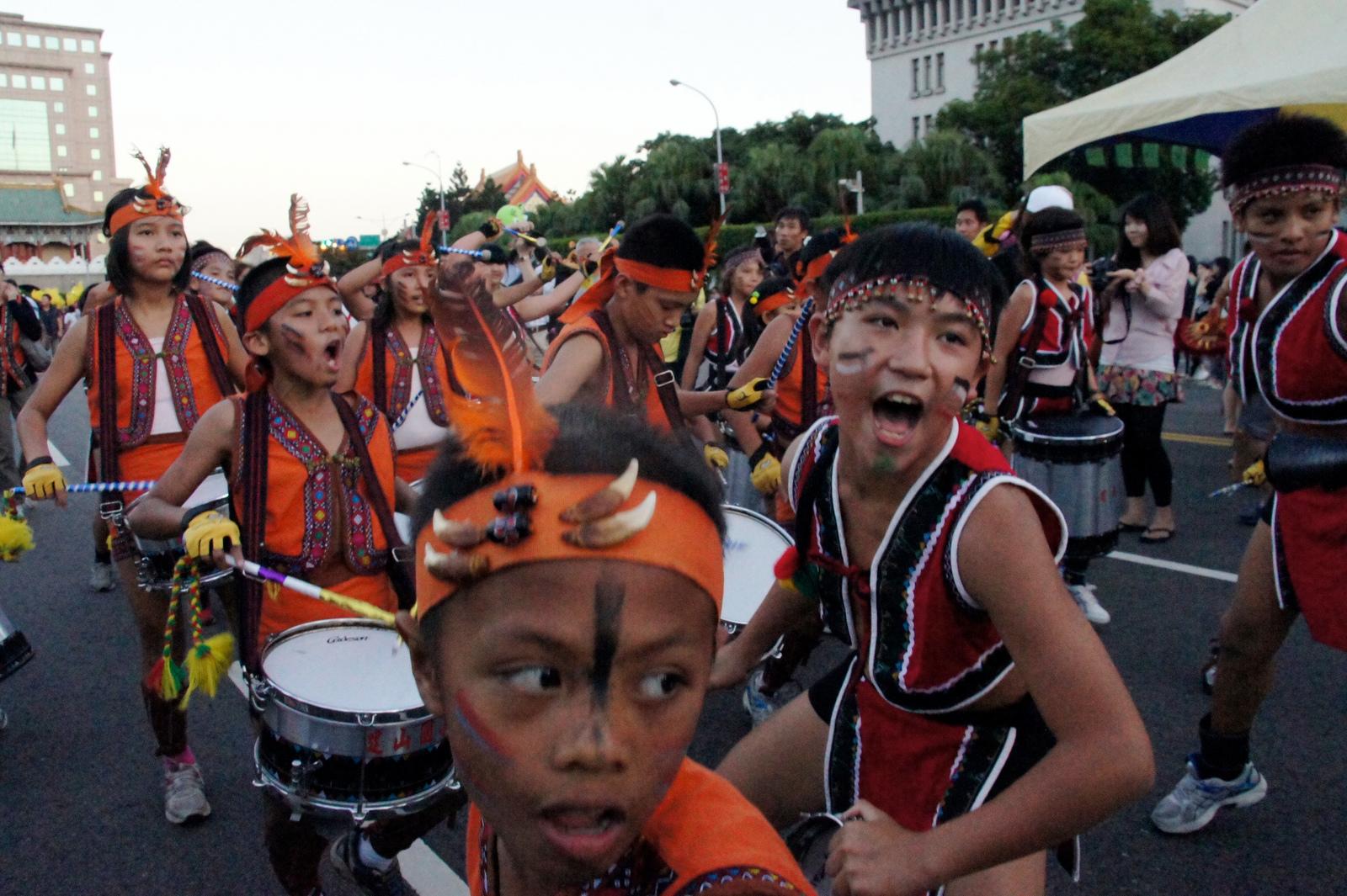 Samba taiwanês