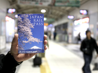 Vale a pena usar o Japan Rail Pass?