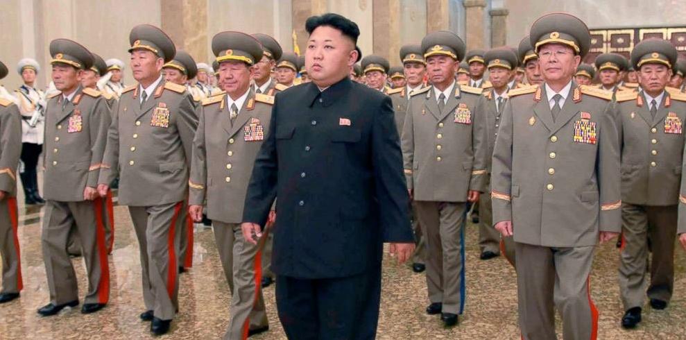 Kim Jong-un: ditador norte-coreano enfrenta os Estados Unidos e o Japão.