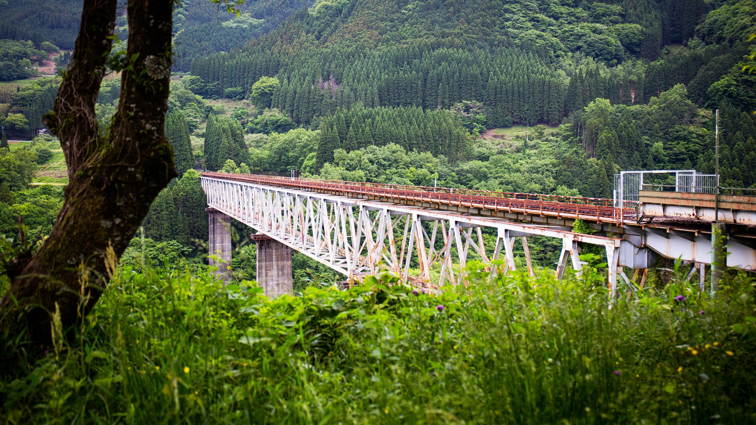 Ponte da Antiga Linha Takachiho