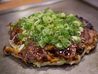 Tabe+: Panqueca à japonesa? Não. Mas pode chamar de okonomiyaki