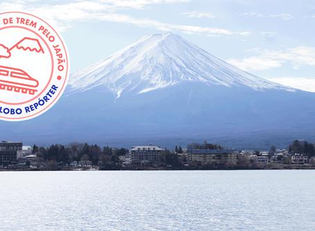 Aventura e diversão aos pés do Monte Fuji