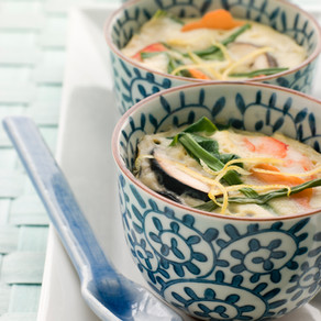 Cinco comidas japonesas tradicionais com significado especial para mim