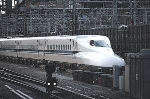 O trem-bala Shinkansen é a forma mais rápida de chegar a várias partes do Japão.
