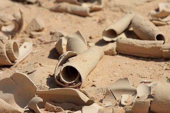 argila seca