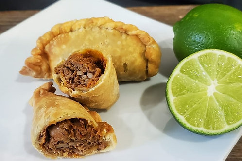 Jalisco Lamb Barbacoa Empanadas (6 per order)