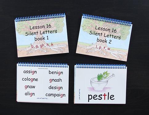 Lesson 16 - Silent Letters