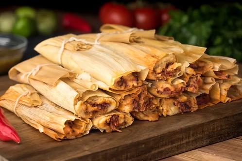 BBQ Pork Tamales