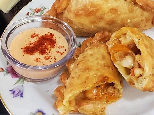 Chipotle Shrimp Empanadas (6 per order)