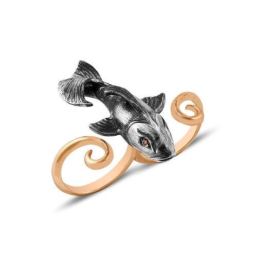 Fish'O'Wave - Gold