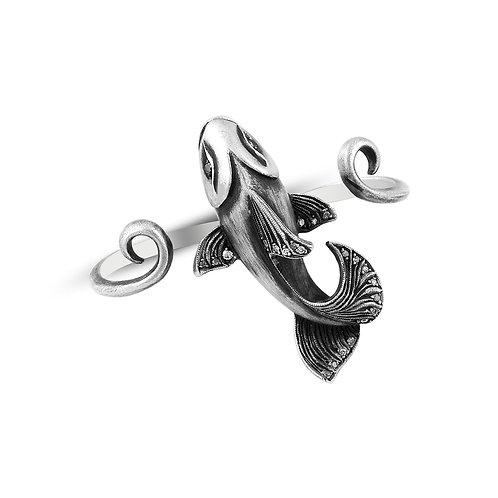 Fish'O'Wave - Silver