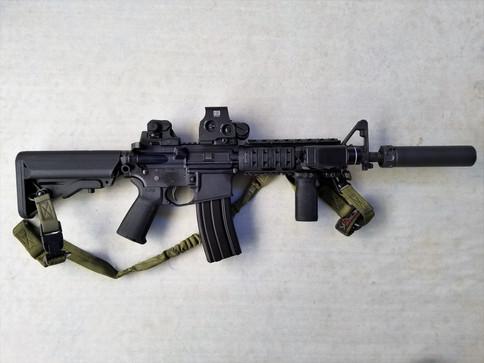 Gevas Defense MK18 Select Fire