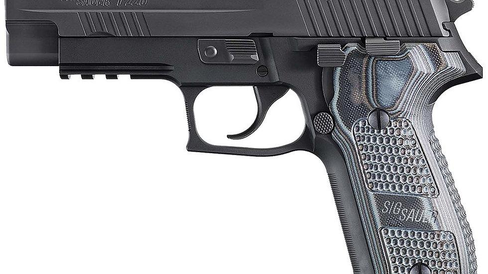 """SIG P226 XTRM 9MM 4.4"""" BLK 10RD CA"""