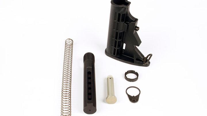 Complete Mil Spec M4 Buttstock Kit