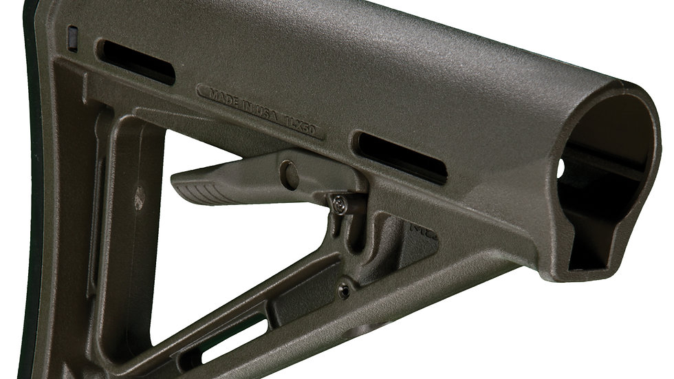 MOE® Carbine Stock – Mil-Spec ODG