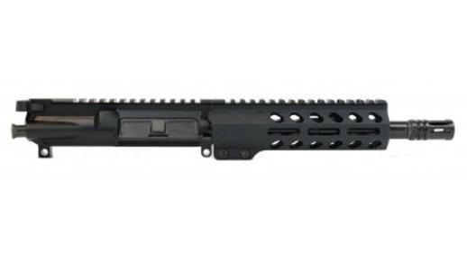 """AR-15 complete 8.5""""  5.56 NATO  7""""M-LOK RAILED 10.5"""" CHF 5.56 NATO 1:7 PREUPPER"""