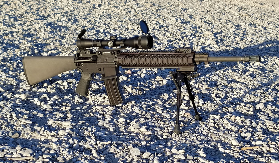Gevas Defense Designated Marksman Rifle