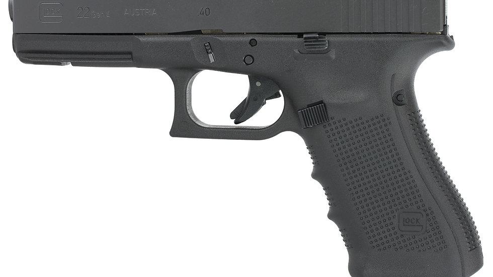 Glock 22 gen4, blk