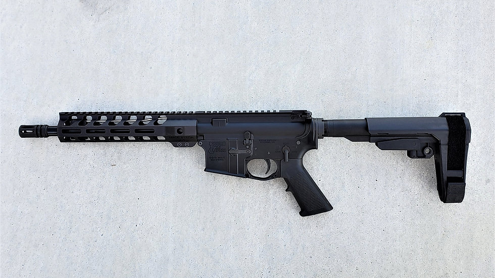 Gevas Defense  GD5.56 ELR Pistol