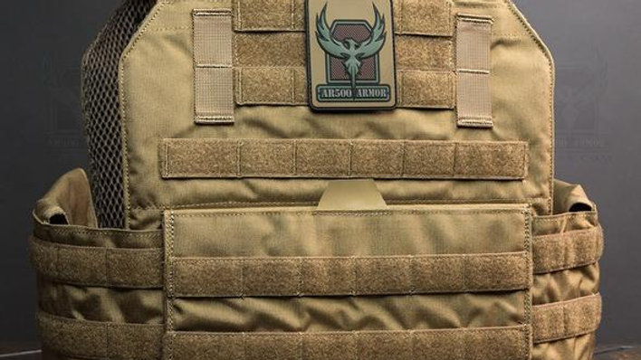 Testudo GEN2 Plate Carrier by AR500