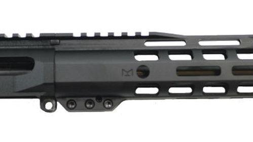 """9mm PCC Upper 10.5, 1/7, 9"""" M-lok W/BCG"""