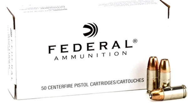 FEDERAL  9MM LUGER AMMO 115 GRAIN