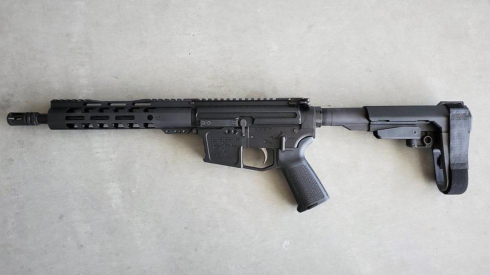 "GD9 Pistol Caliber Carbine 10.5"" barrel, M-Lok Handguard w/LRBHO"