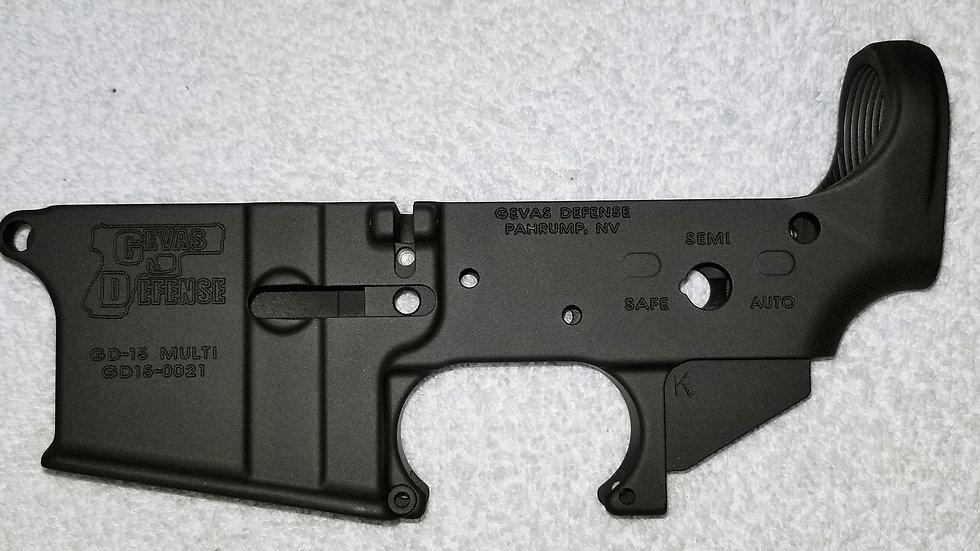 Gevas Defense GD15 Stripped lower ODG