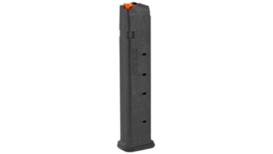 Magpul Industries, Magazine, PMAG, 9MM, 27Rd, Fits Glock 17, Black