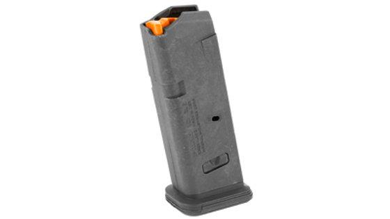Magpul Industries, Magazine, PMAG, 9MM, 10Rd, Fits Glock 19, Black