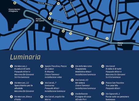 Luminaria 2a edizione a San Faustino