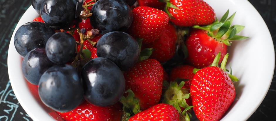 Alternativas saudáveis aos doces!