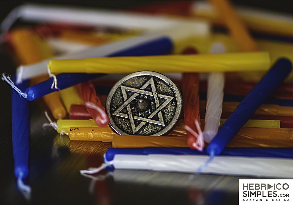 estrela de david shabat judaísmo cultura judaica hebraico hebraico simples
