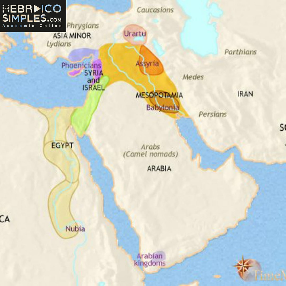 Israel canaã terra sagrada hebraico origem biblica historia do hebraico alfabeto hebraico hebraico simples