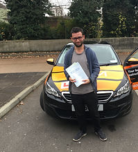 Richard Atkins Driving instructor Driving lessons in Camberwell