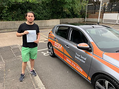 driving lessons Camberwell