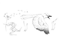 Elf and Mockingbird