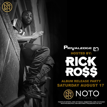 Privaledge, Rick Ross @ Club Noto