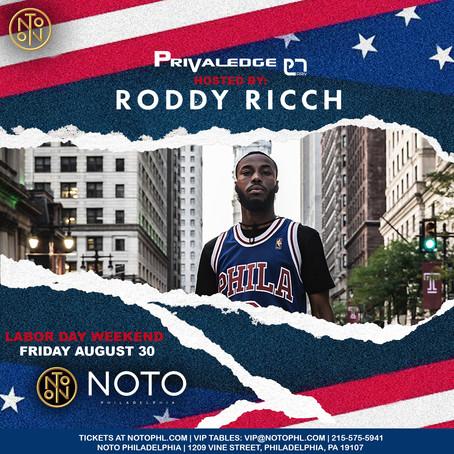 Privaledge, Roddy Ricch @ Club Noto