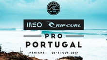 Our special guests for 2017´s Rip Curl Pro Peniche