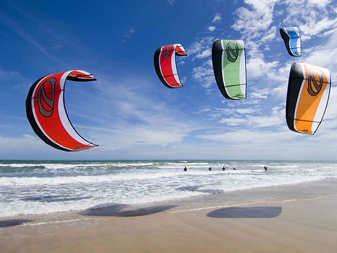 Kytesurf & Windsurf