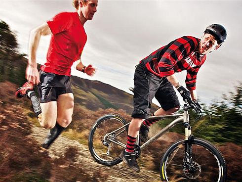 Running & Cycling