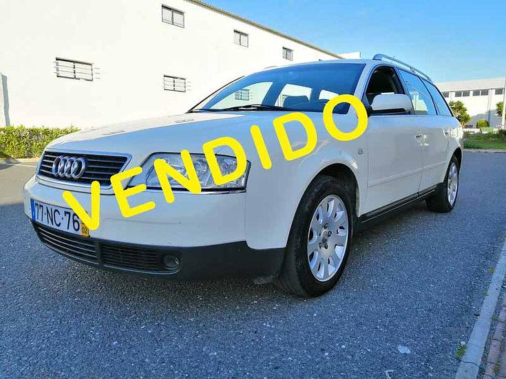 AUDI A6 AVANT 1.9 TDI 86KW(115CV), GASOLEO, MANUAL, 254707KM 2001