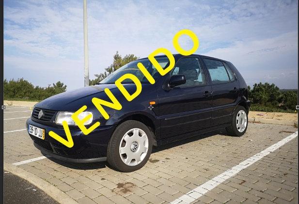 Volkswagen Polo, Band Manual, Gasolina, 1.000CC 50CV