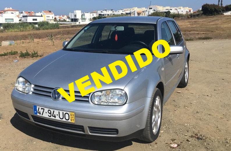 Volkswagen Golf 1.4(75CV);Confortiline AC+JE 2003 Gasolina