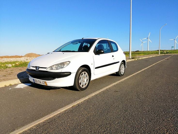 Peugeot 206 1.4cc Comercial