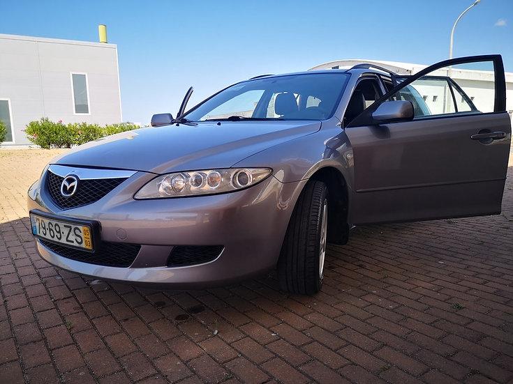 Mazda 6 SW 2.0 MZR-CD EXCLUSIVE - 136cv - 2005 - Gasóleo - 232.724km