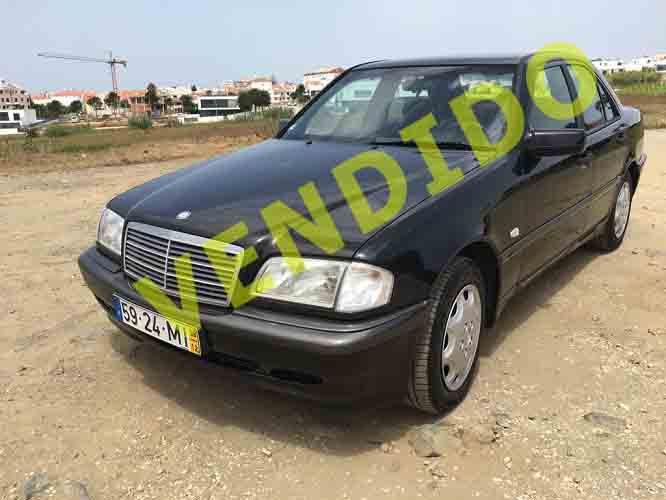 Mercedes Benz Classe C 180 Gasolina 1.8 (122CV) 306966km 1998 Ligeiro