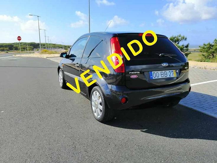 Ford Fiesta Van 1.4 TDCI Trend