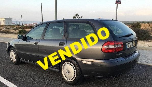 Volvo V40 D CR, Manual, Gasóleo, 1.900CC
